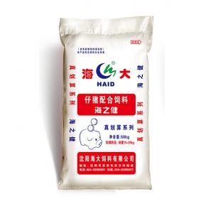 饲料袋热塑性塑料的成型加工方法简介