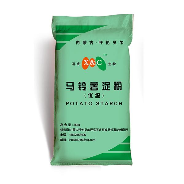 淀粉编织袋