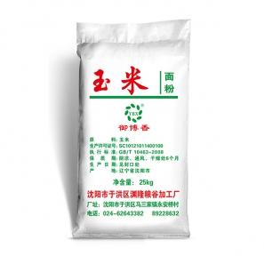玉米面粉袋